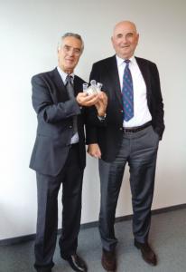 Paul Breuer und Paul-Reiner Koerfer