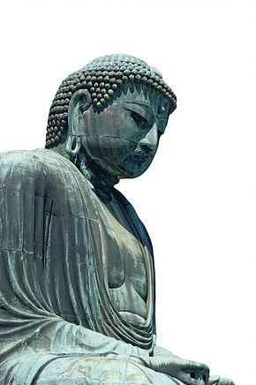 Großer Buddha in Kamakura