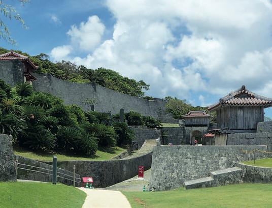Burganlage Shri