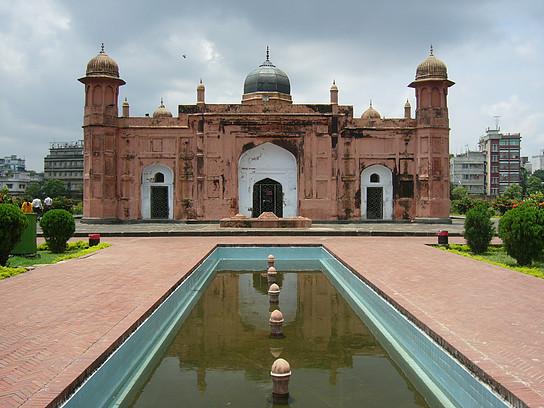Lalbag Fort in Dhaka