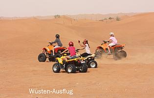 Dubai Wüstenausflug