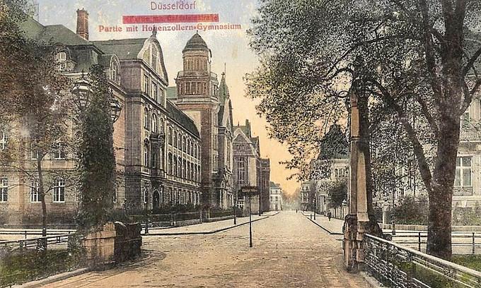 Hohenzollern-Gymnasium an der Bastionsstraße