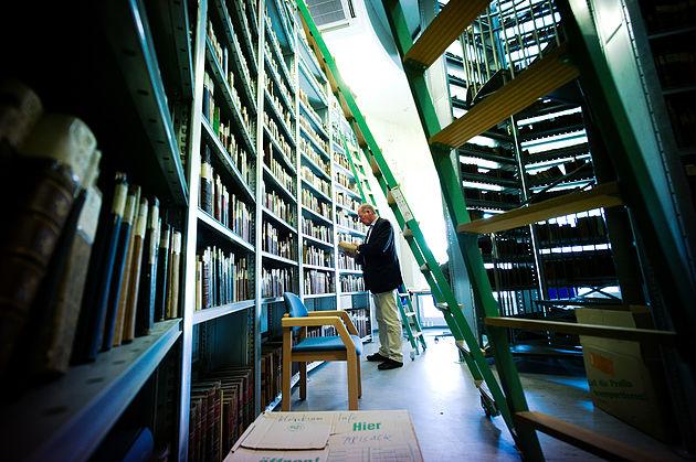 Turmbibliothek des Görres-Gymnasiums