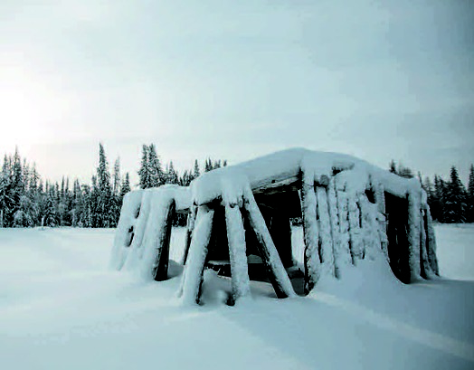 Jakutischer Winter