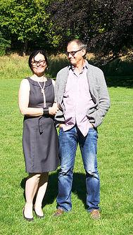 Maggie und Gregory