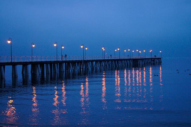 Ostsee bei Gdynia