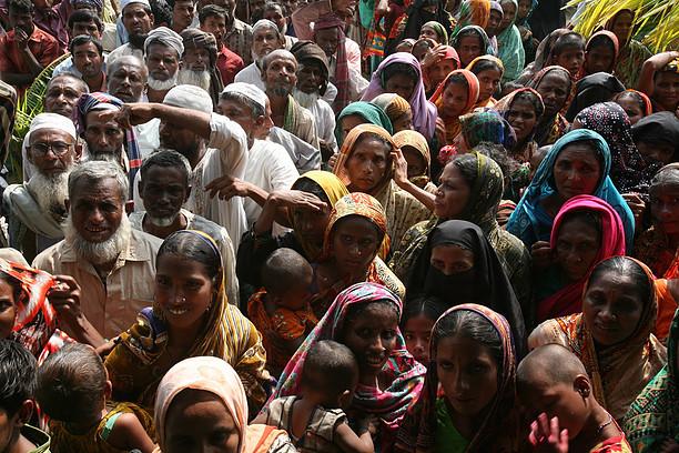 Menschen in Rangabali