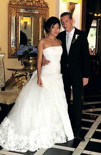 Hochzeit von Tatiana Schäfers