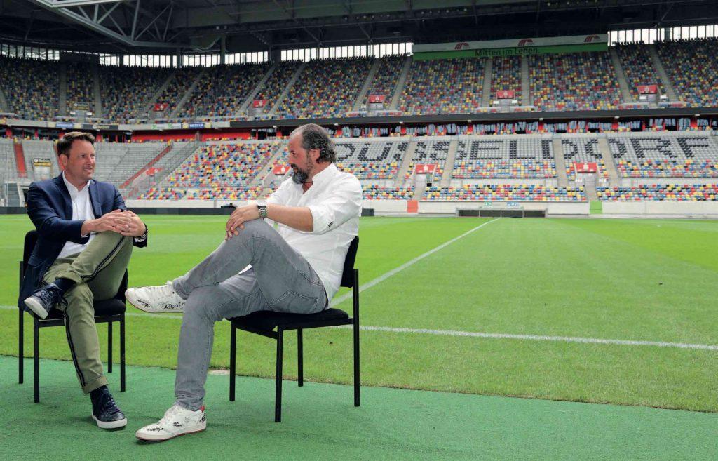 Christian Koke und Björn Merse