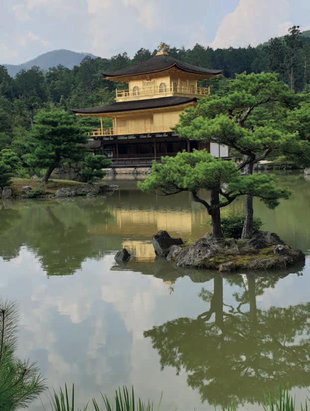 Japan - Goldene Pagode